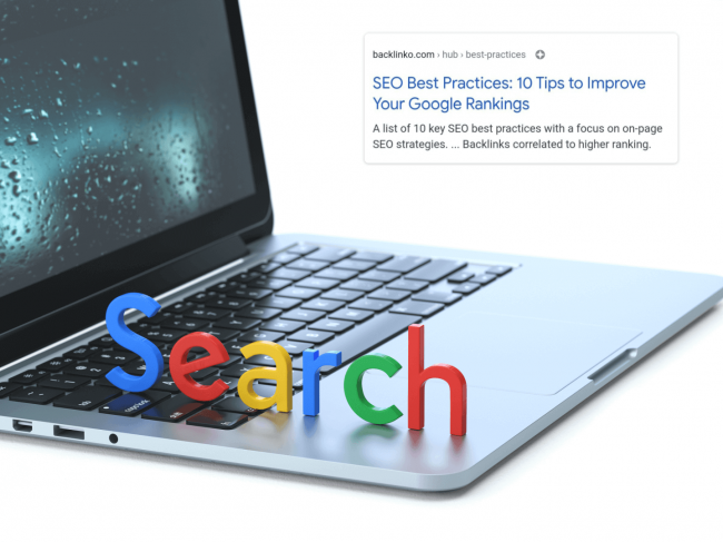 Core Web Vitals visual indicator and Google news top stories