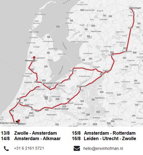 Randstad tour XL