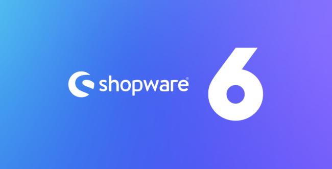 Shopware 6 - ecommerce platform